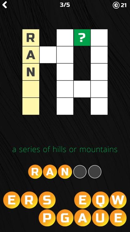 Little Crossword Puzzles screenshot-3