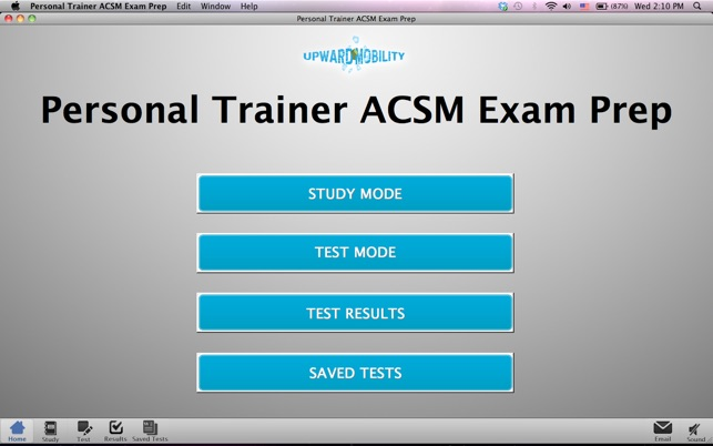 ACSM Certified Personal Trainer (CPT) Exam Prep on the Mac App Store