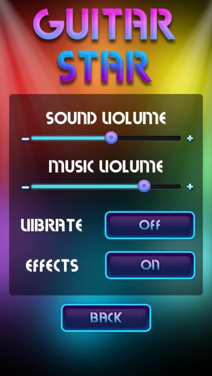 Guitar Star: A new rhythm game screenshot-4