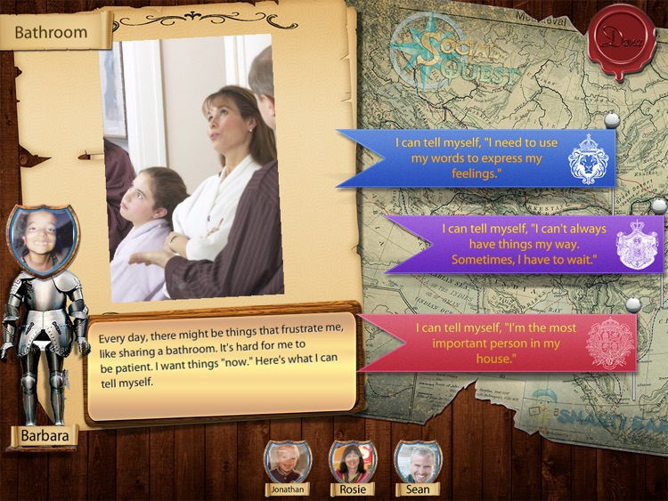 Social Quest screenshot-3