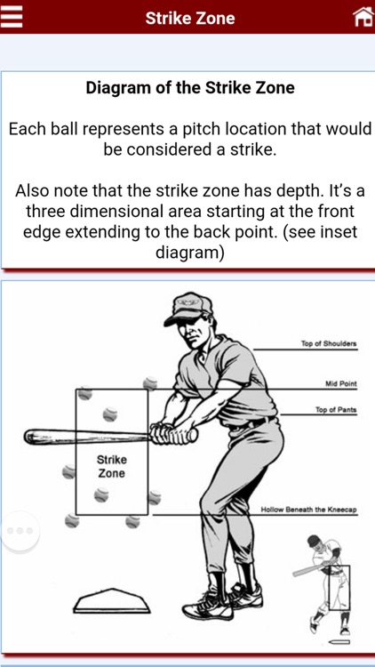 Baseball Umpire Pocket Reference screenshot-3