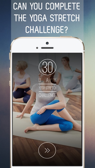 30 Day Yoga and Stretching Challenge for Flexibility,