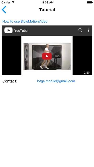 VideoMotion: Slow Motion Editor & Fast Motion App | App