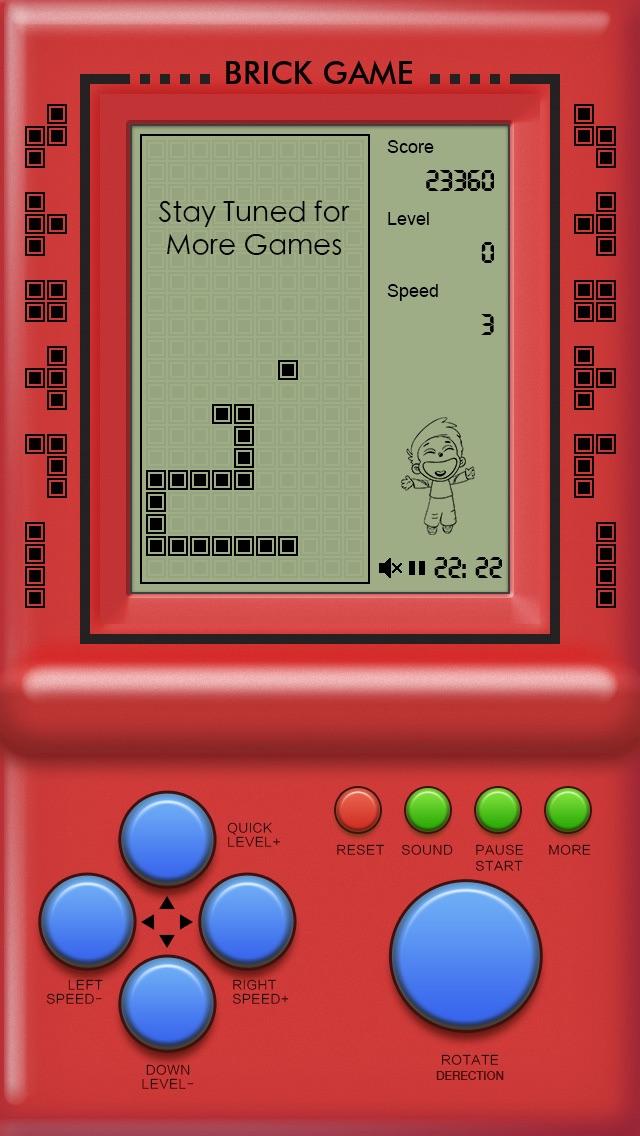 Classic Brick Game Collectionのおすすめ画像5