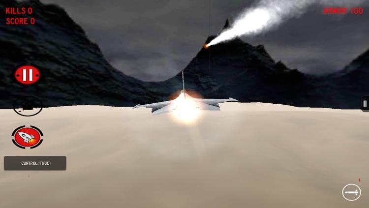 Jet Battle 3D Free screenshot-3