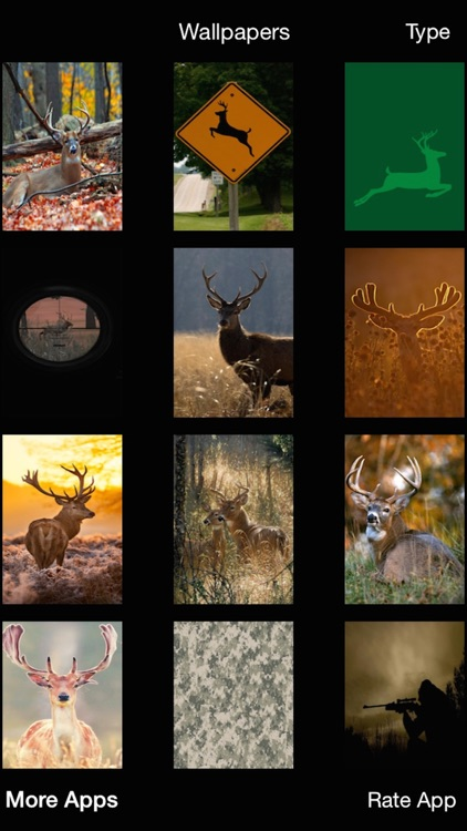 Deer Hunting Wallpaper and Background screenshot-2