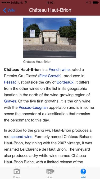 Bordeaux Wines screenshot-4