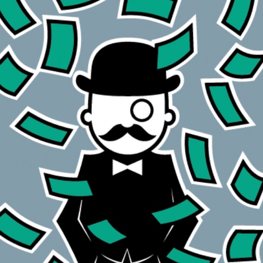 Rich Hipster Tycoon - Make It Rain edition!