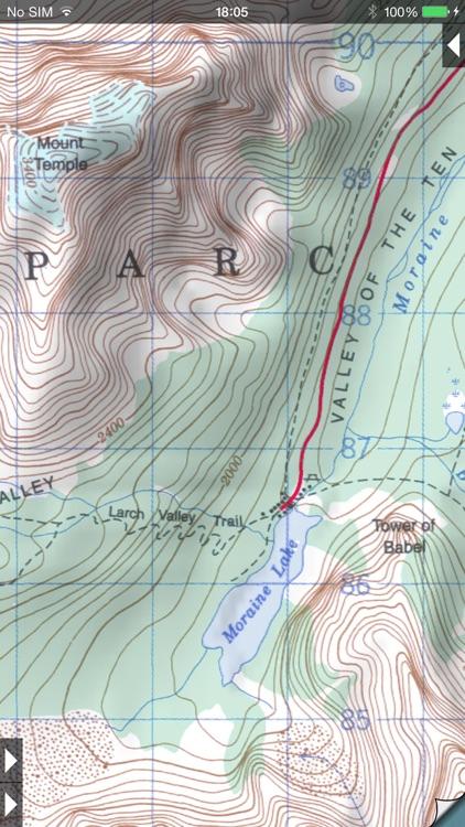Topo Maps screenshot-4