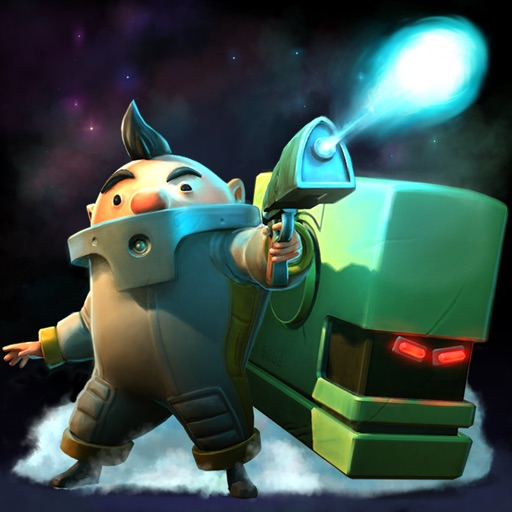 Tales From Deep Space iPad Review