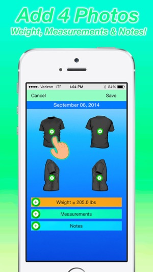 weight loss results tracker compare your photos weight