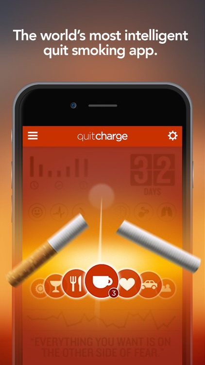 Quit Charge - Stop Smoking
