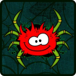 Itsy Bitsy Spider Game - Help Incy Wincy Up The Wall