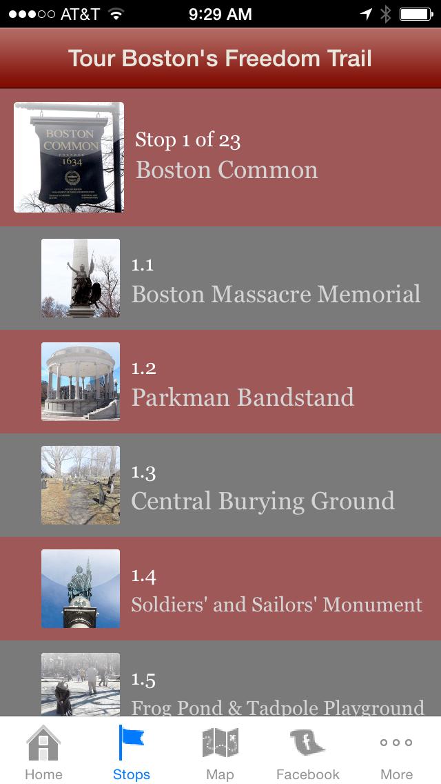 Tour Boston's Freedom Trailのおすすめ画像3