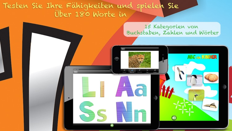 Abc Fur Kinder Deutsch Lernen Kostenlos By Ideon Interactive Apps
