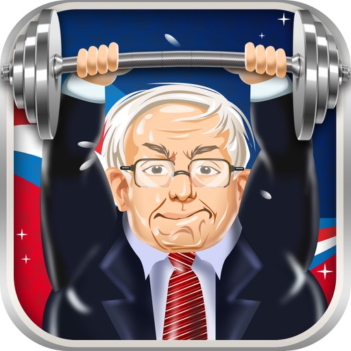 Election Fat to Fit Gym - fun run jump-ing on 2016 games with Bernie, the Donald Trump & Clinton! iOS App