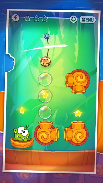 Cut the Rope: Experiments Скриншоты3