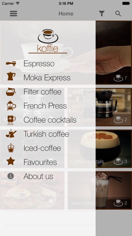 Cup of Joe - Complete coffee recipe guide screenshot-3