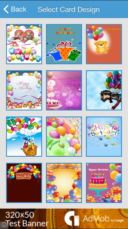 Birthday Cards* screenshot-3