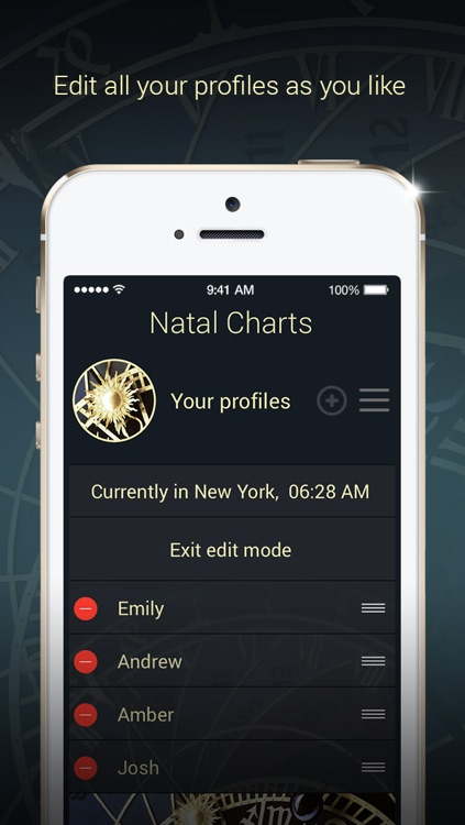 Natal Charts screenshot-2
