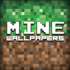 NEW Wallpapers for Minecraft Edition - Backgrounds & Mini Mine Forum icon