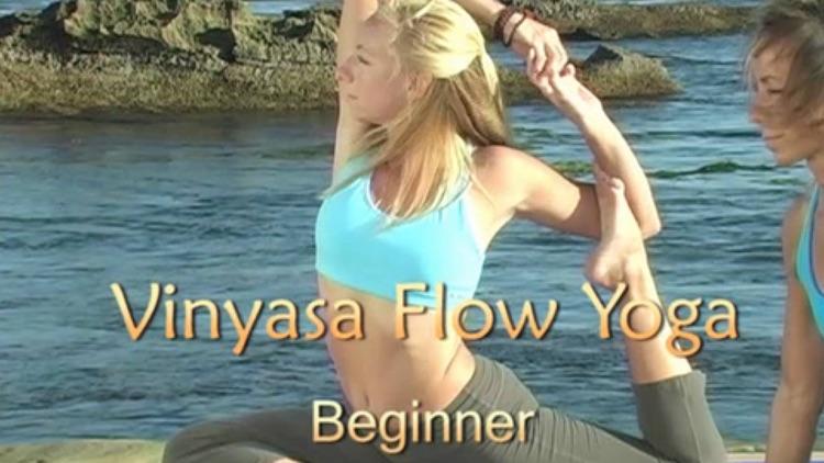 Vinyasa Flow Yoga, Beginner VideoApp with Christina Pedersen