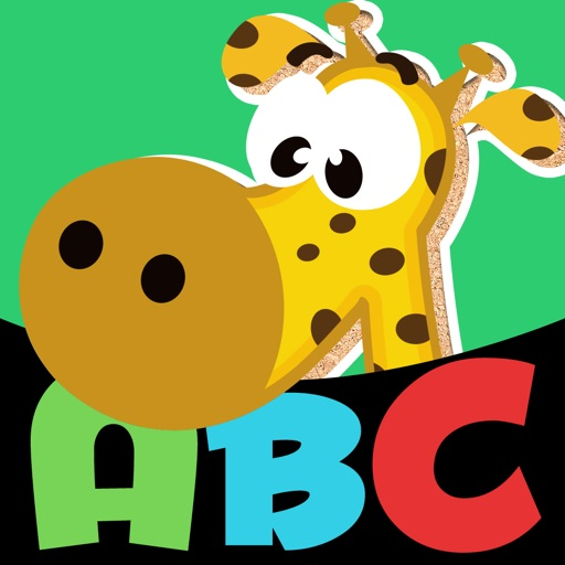 Play with Letter animals - The 1st Jigsaw Game for a toddler and a whippersnapper free icon
