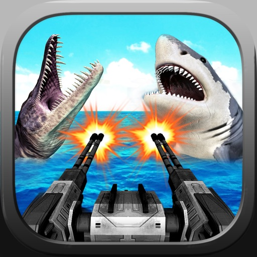 Sea Monster Shooting Strike 3D icon