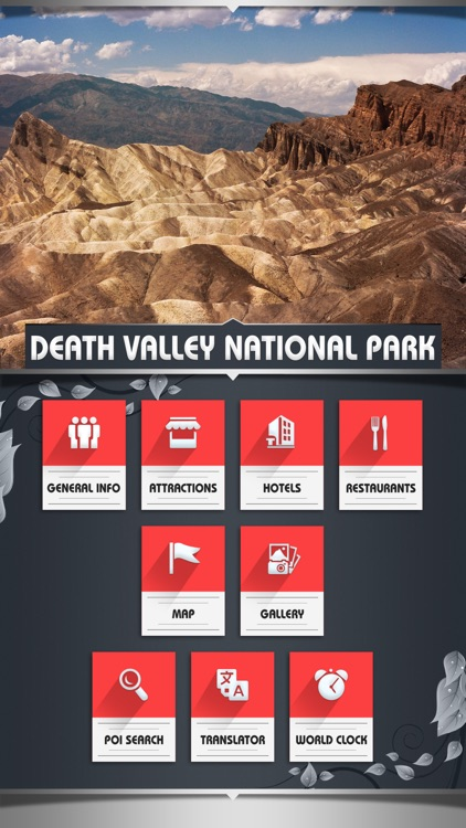 Death Valley National Park Tourism Guide screenshot-1