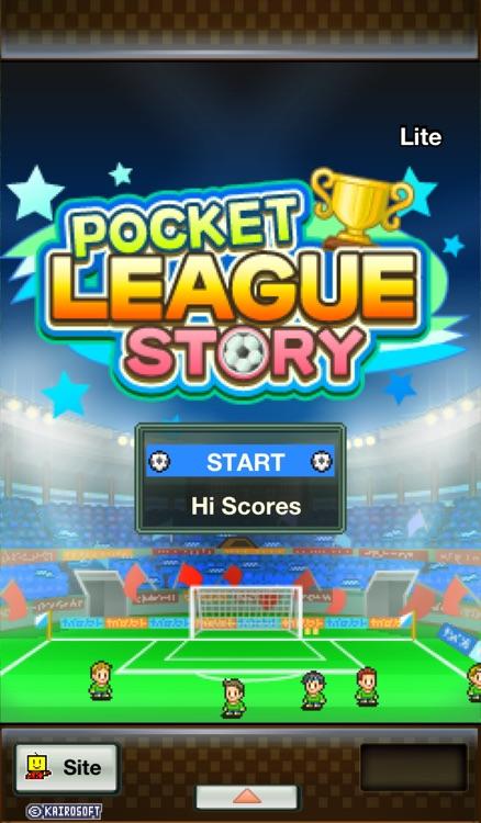 Pocket League Story Lite screenshot-4