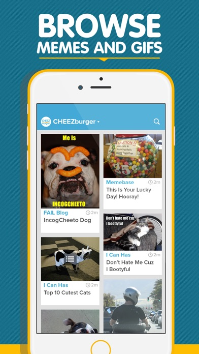 Cheezburger - Funny Memes, Videos, Pics and GIFs screenshot