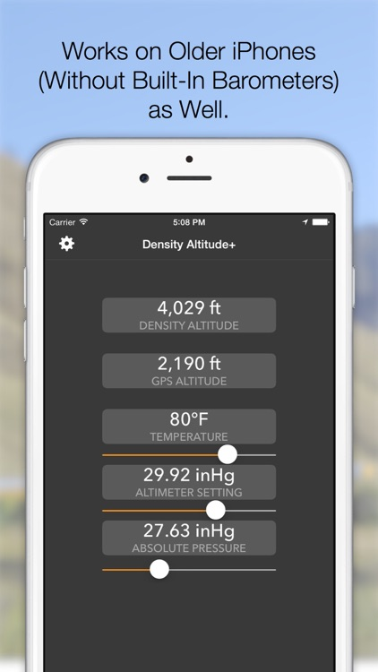 Density Altitude+ screenshot-3