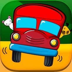 spanish school bus for kids learn with fun vocab games and music 4 - Picture For Kids