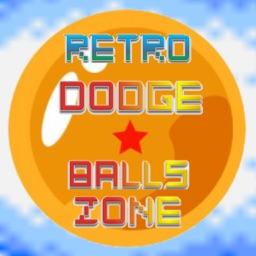 Retro Dodge Balls Zone ( DBZ )