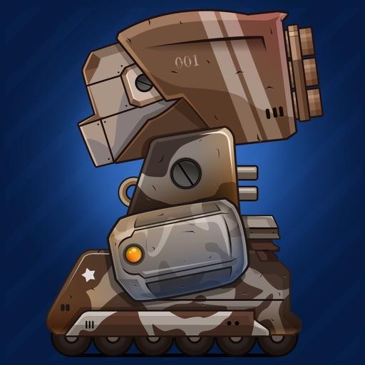 Modern Tank Conflict iOS App