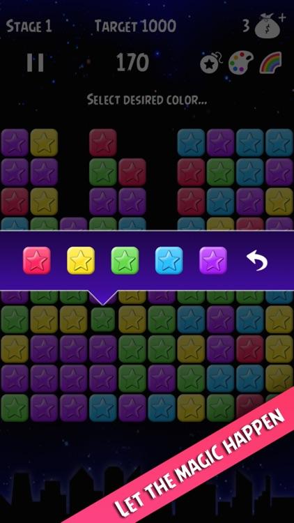 Stars Blast - Toy Block Pop Mania screenshot-3