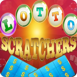 Lotto Scratchers - Lottery Tickets Game!