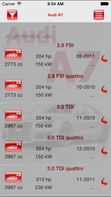 AutoParts Audi A7