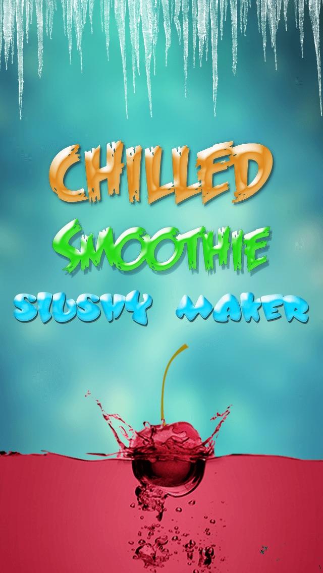 Chilled Smoothie Slushy Maker Pro - New drinking shake game-0