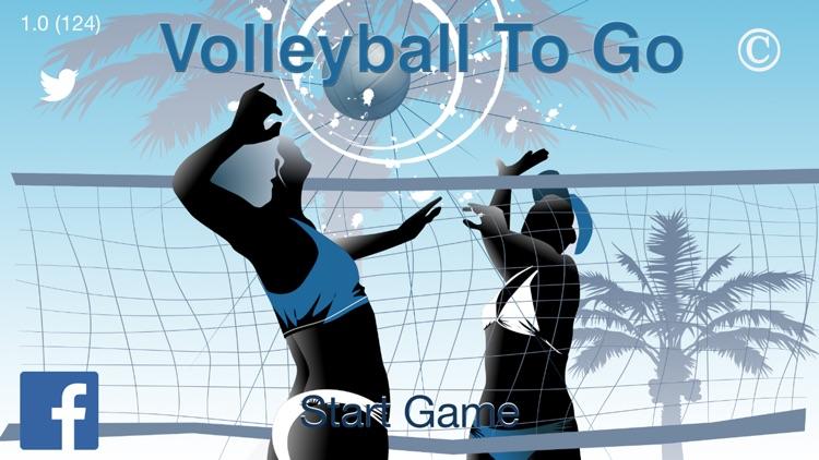 Volleyball To Go screenshot-4