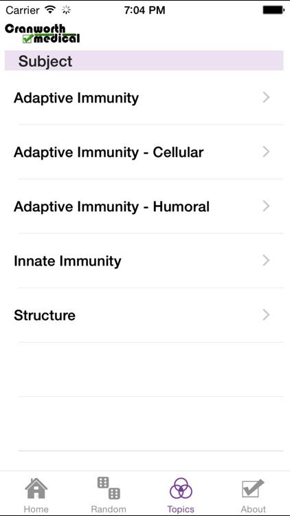 Clinical Sciences - Immunology screenshot-3