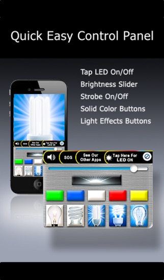 Brightest Flashlight Pro Screenshot 5