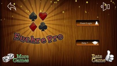 Euchre Pro screenshot one