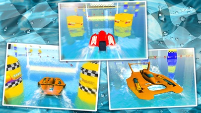 Speed Boat Sea Parking Racer-4