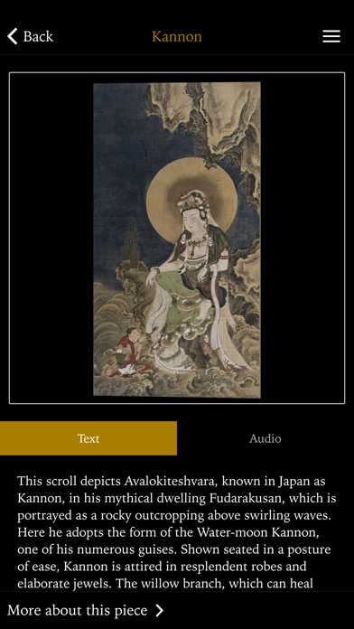 Embodying Compassion in Buddhist Art screenshot four