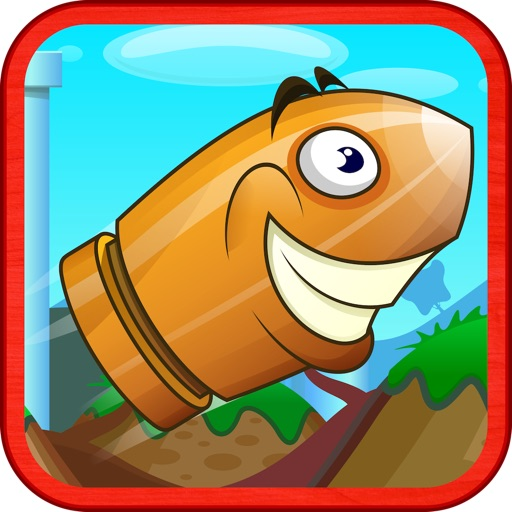 Bullet Runner - Run and Avoid Atom Obstacles icon