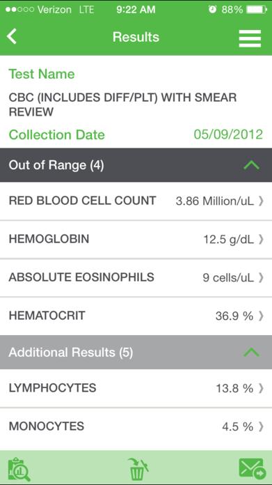 MyQuest for Patients Screenshot