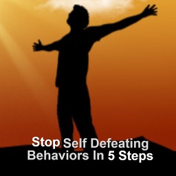 Guide Stop Self Defeating Behaviors