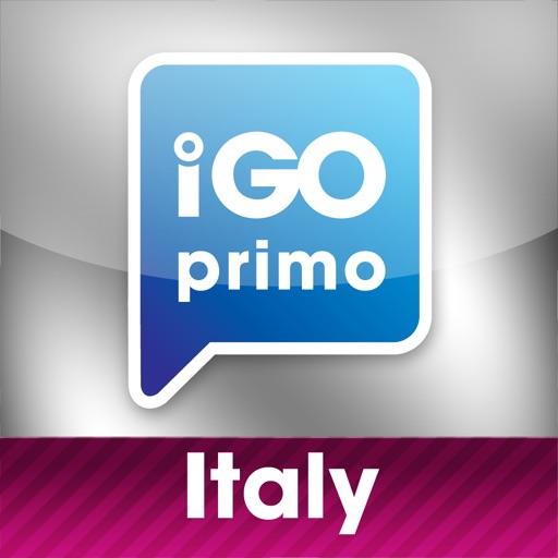 Italy - iGO primo app