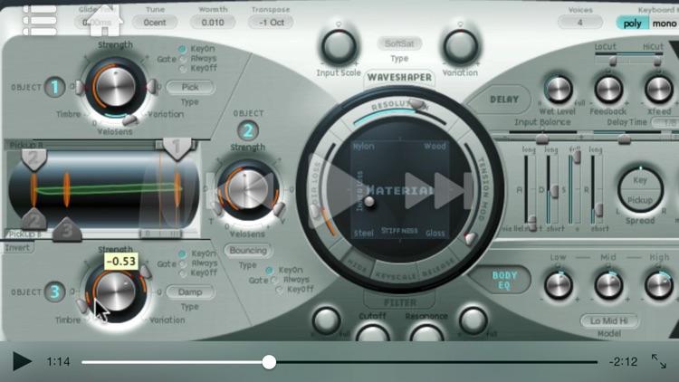 Sculpture Sound Design Workshop for Logic Pro X screenshot-3